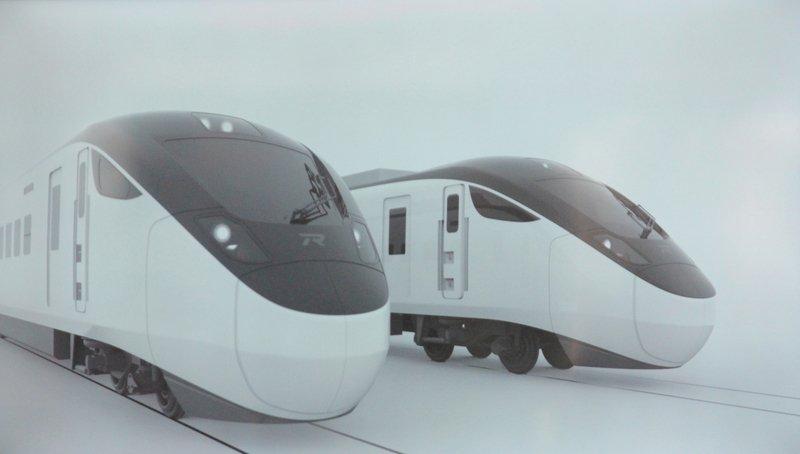 台鐵EMU3000型城際列車 將優先投入東部營運